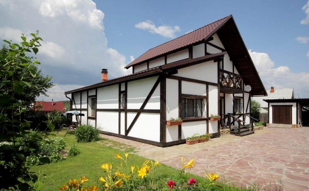 В Баварском стиле