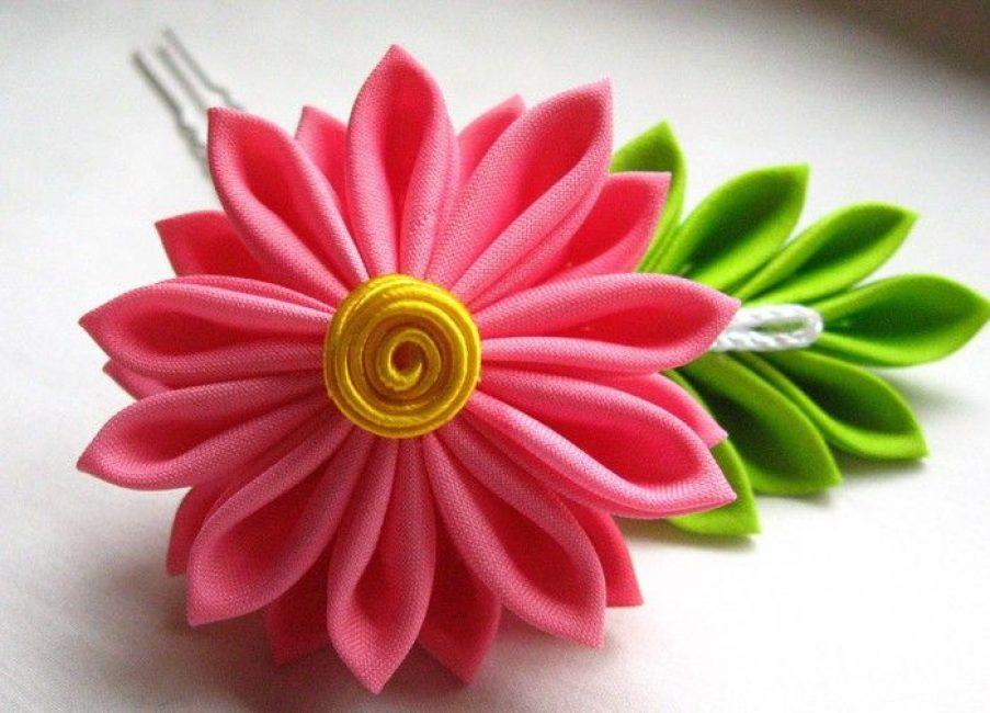 Нежный и элегантный цветок
