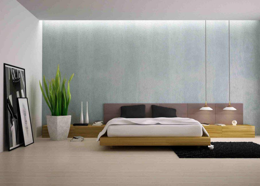Часть квартиры предназначена для отдыха и расслабления
