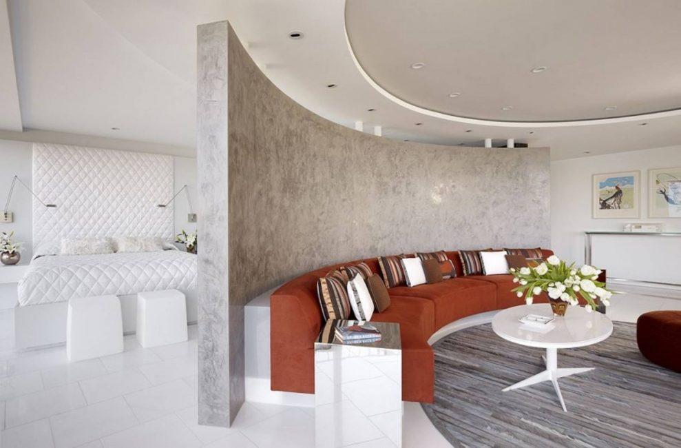 Универсальная, элегантная декоративная отделка стен