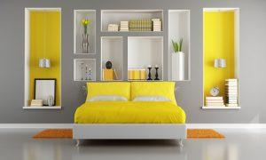 Сочетаний Желтого в интерьере (105+ Фото). Психология контрастов - Все за и против