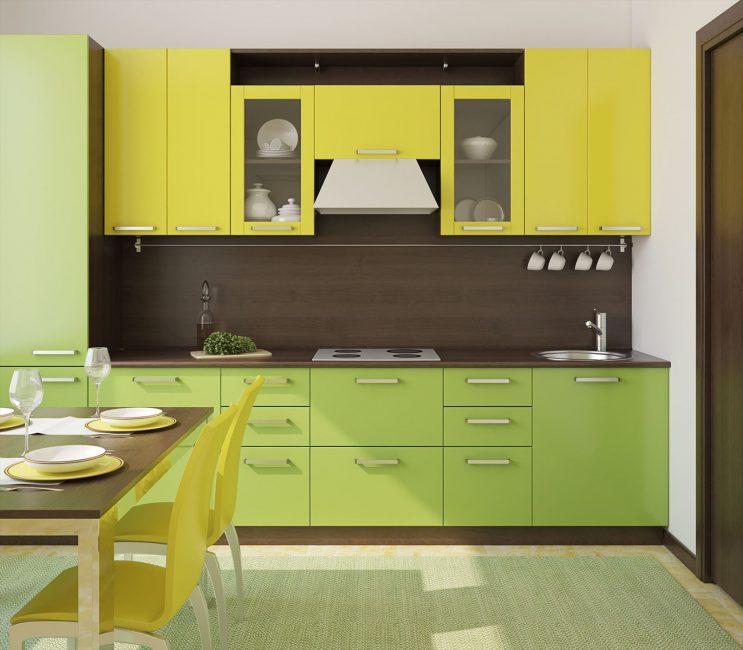 Желтый - самый яркий спектральный цвет