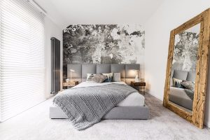Дизайн из зазеркалья - Маленькие и большие Зеркала в интерьере квартиры (290+ Фото)