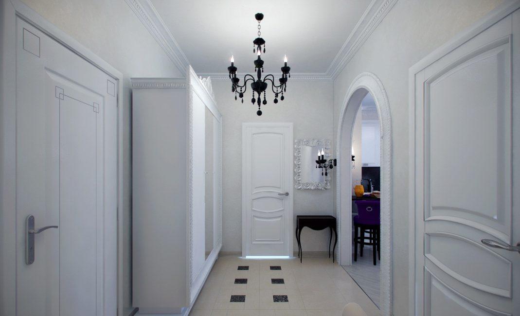Отталкивайтесь от стиля и цветовой гаммы остальных комнат