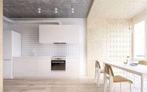 Белая плитка – 300+ (Фото) Отделки в интерьере: создание эффектного дизайна