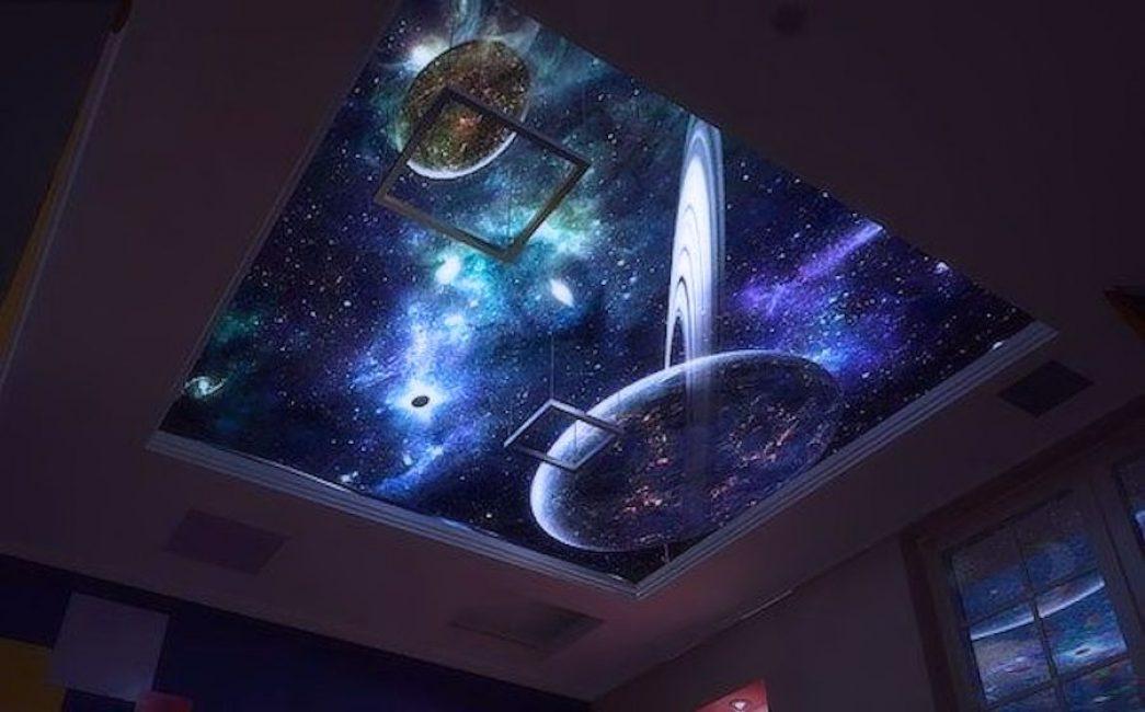 Космос в вашем доме