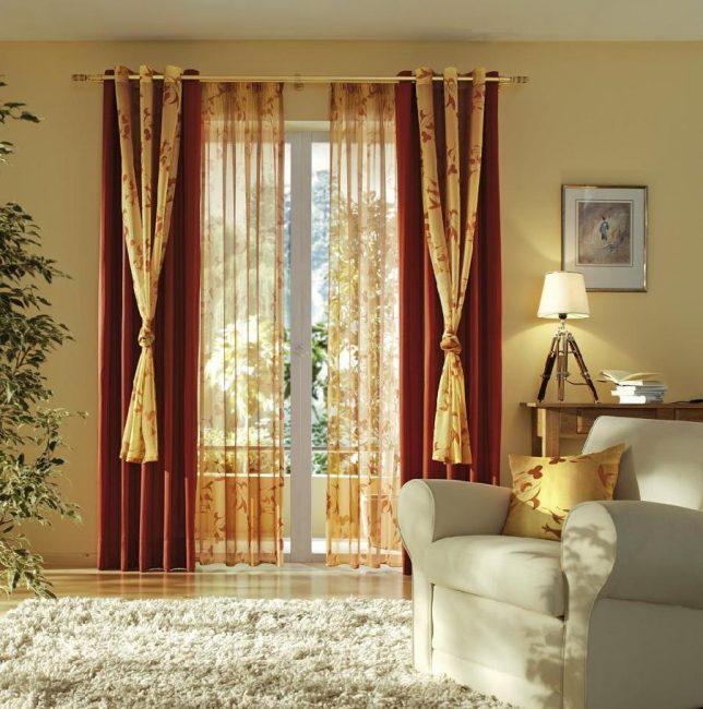 Карнизы для штор – это та деталь, которая придает комнате законченный стиль