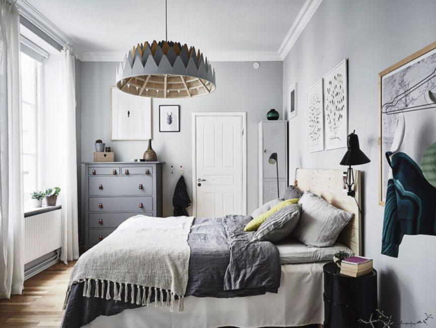 Мебель для спальни предназначена для отдыха