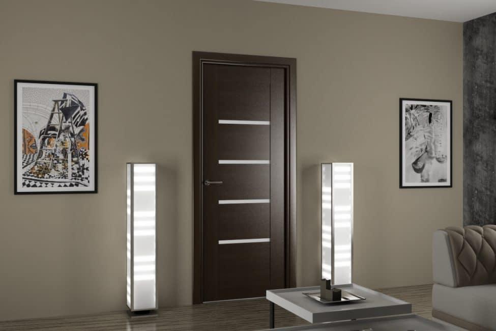 Межкомнатная дверь дополнит ваш интерьер
