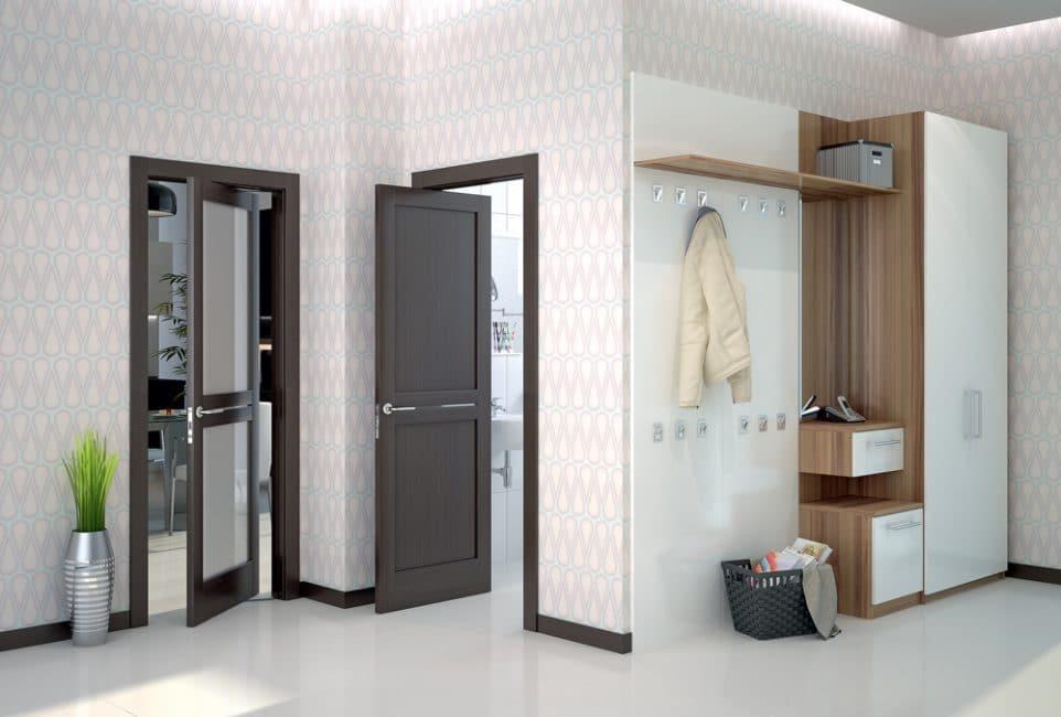 Рото — относительно новый способ изготовления дверей