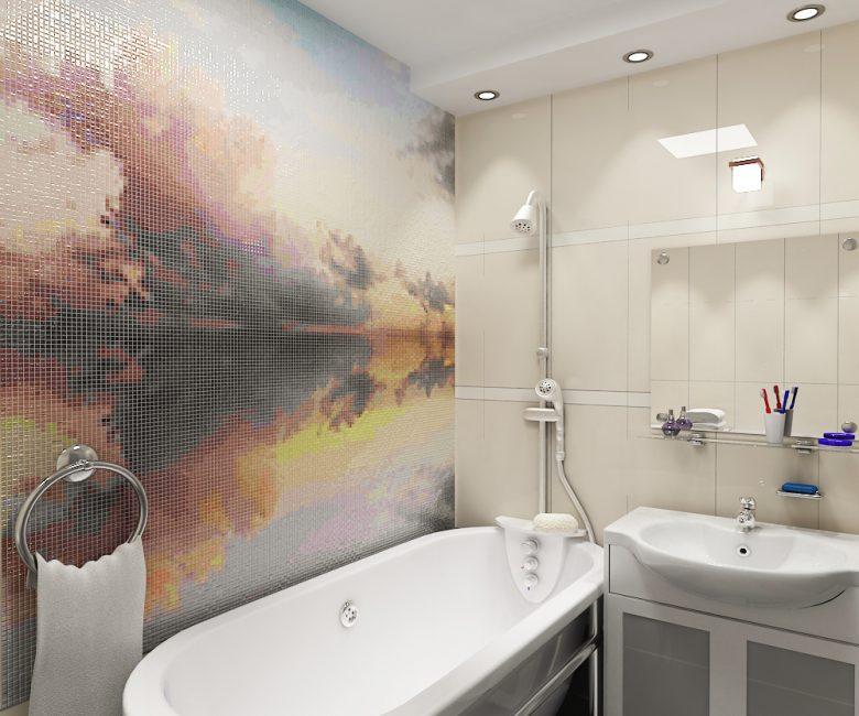 Ванная – это то место, где хочется ощущать себя комфортно и уединенно