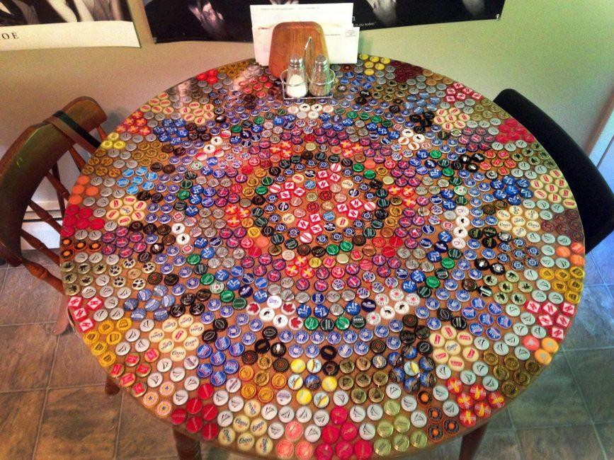 Креативный обеденный стол