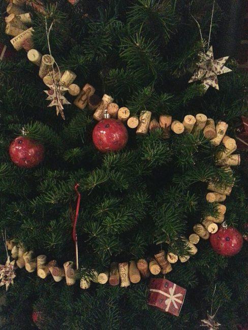 Гирлянда на елку