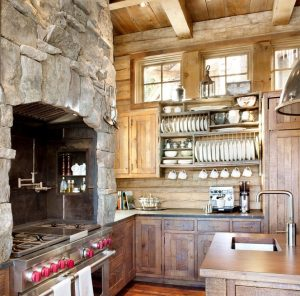 Дизайн кухни в стиле кантри - Современный дух в современном интерьере (225+ Фото)