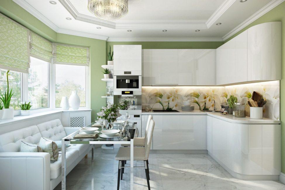 Кухня для каждой хозяйки – это личное место