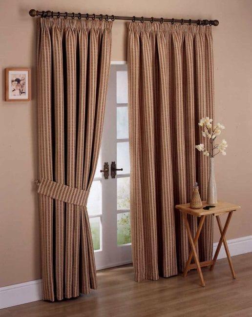 Текстиль способен украсить любое помещение