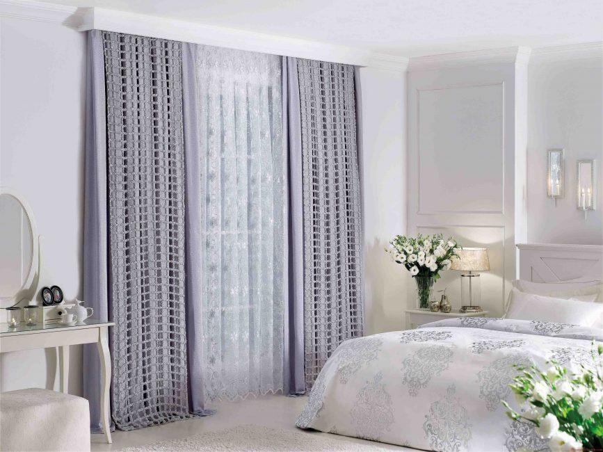 Дизайн помещения в белом цвете