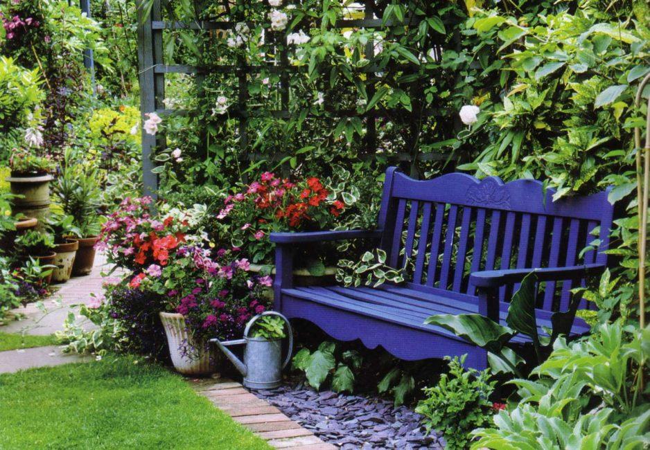 Уютный выбор для вашего сада