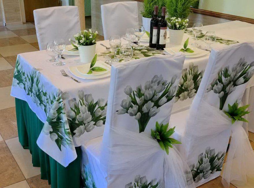Для свадеб или торжественных мероприятий