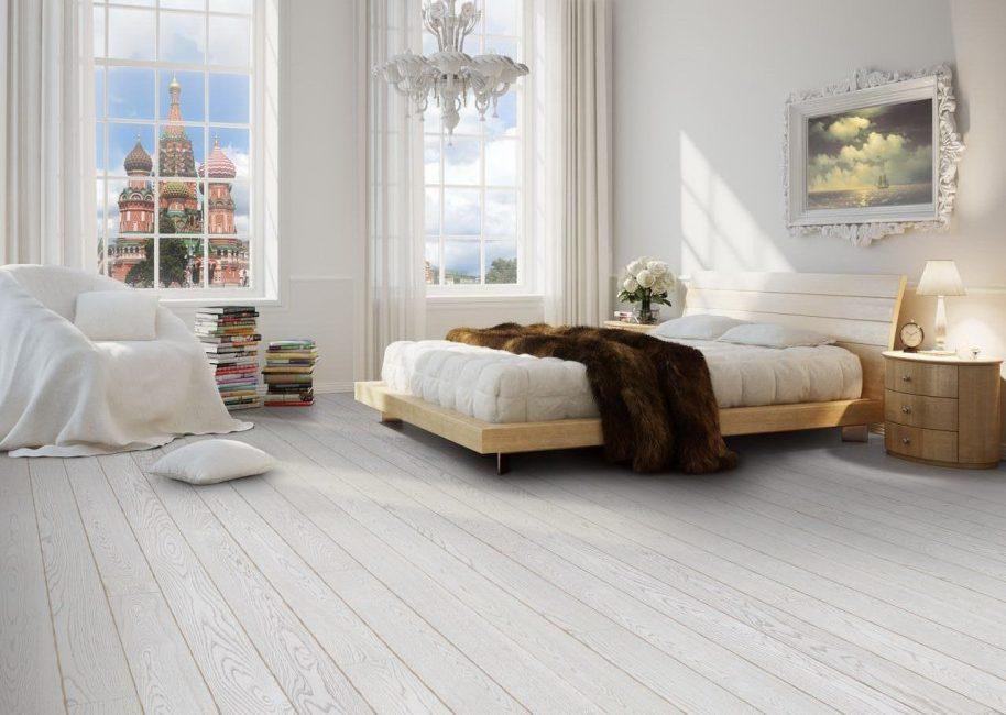 Красивая, уютная спальня