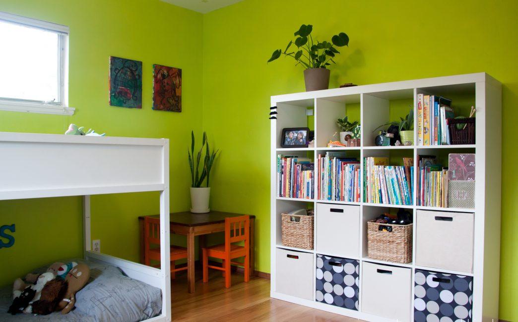 Зеленый - природный цвет, ассоциирующийся с гармонией, спокойствием