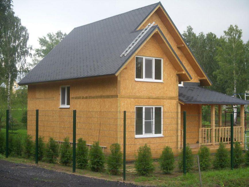 Простое и недорогое оформление дома
