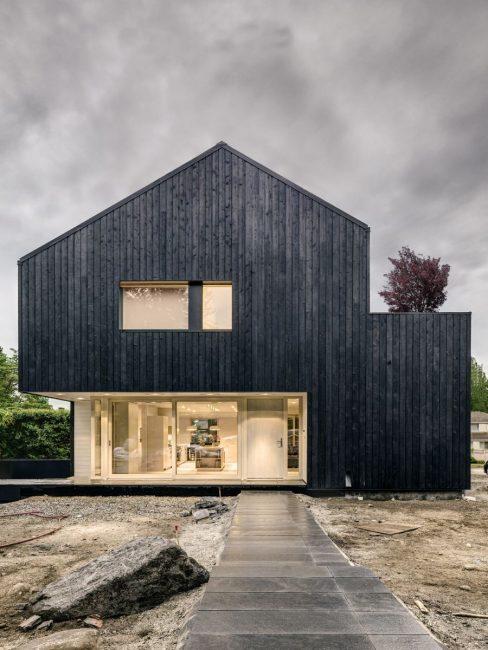 Дом в стиле готика