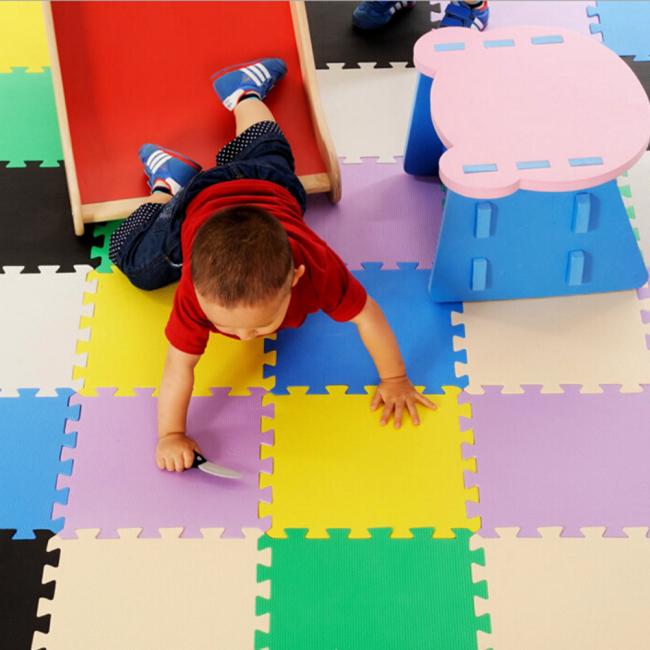 Дети смогут лучше воспринимать цвета