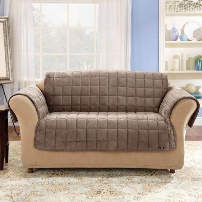 Способ подарить дивану новую жизнь