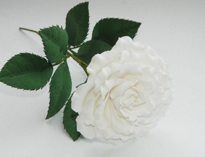 Такой цветок способен заменить настоящий