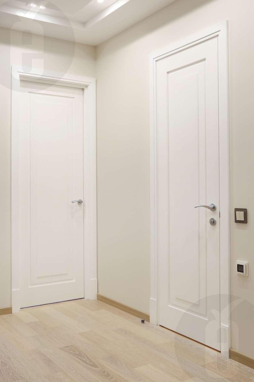 белые двери в интерьере 210 фото реального дизайна