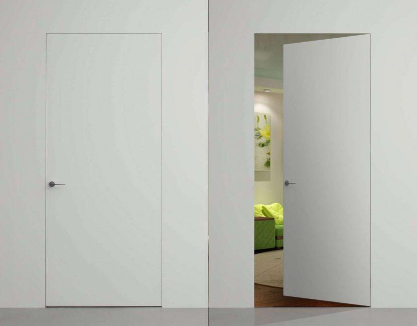 Двери-невидимки. А Вы их видите?