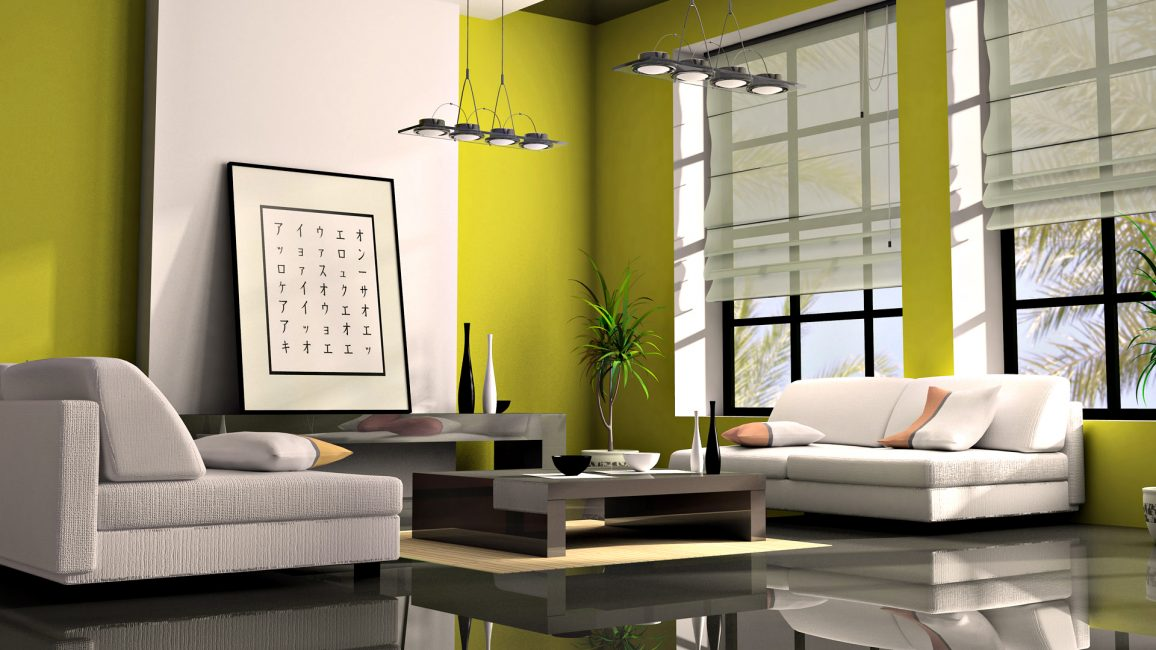 Квартира в японском минимализме