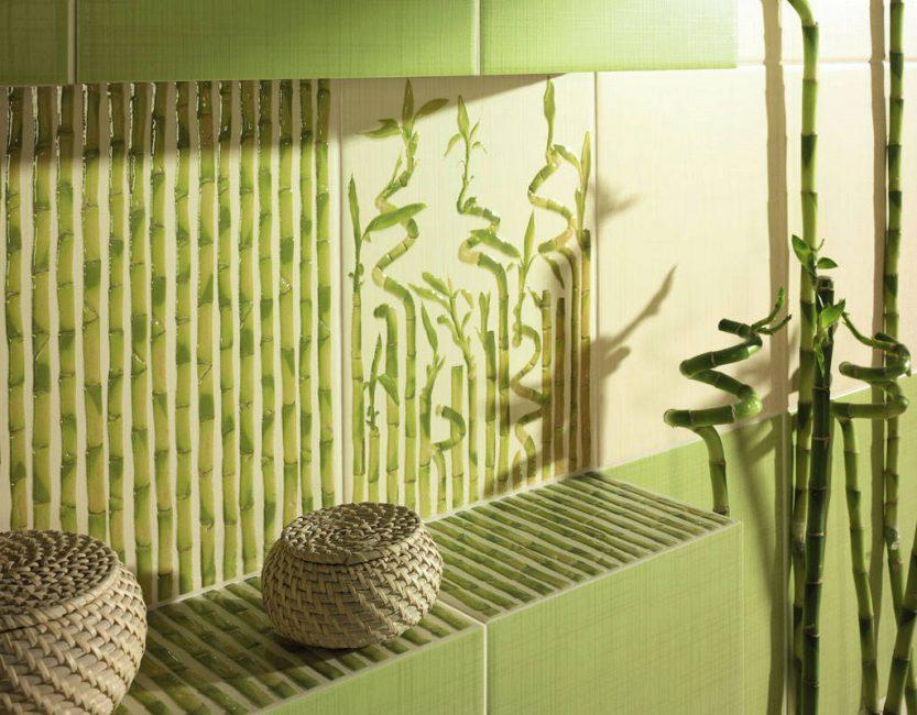 Бамбук долговечен и противогрибковый