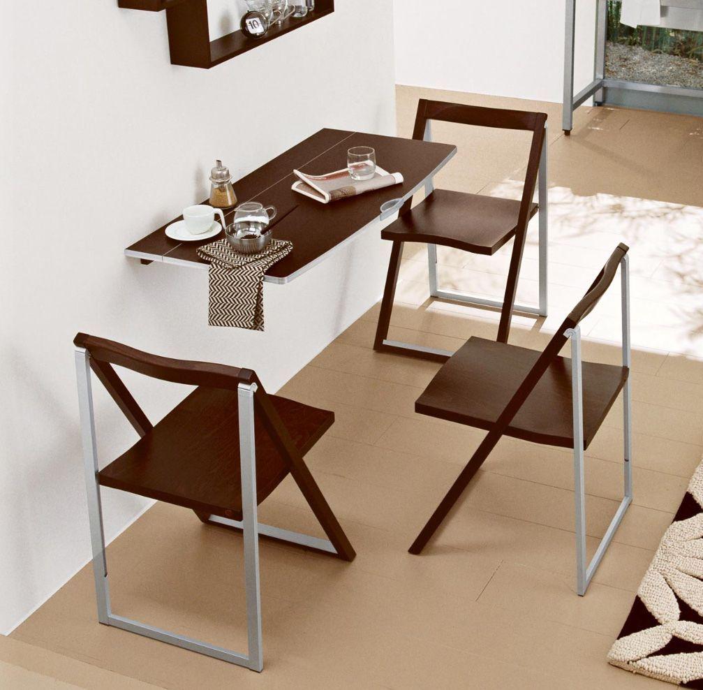 Откидной стол, кухонный стол своими руками. Обеденный 66