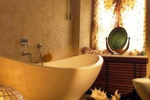 "Декоративная штукатурка ""Короед"": Технология отделки стен для дома (160+ Фото)"