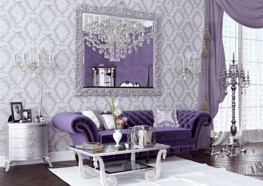 Сделайте гостиную своей мечты - яркую, красивую и стильную