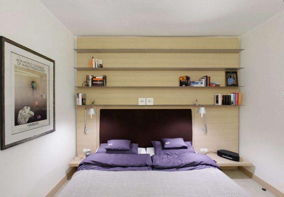 Удачное решение для спальни