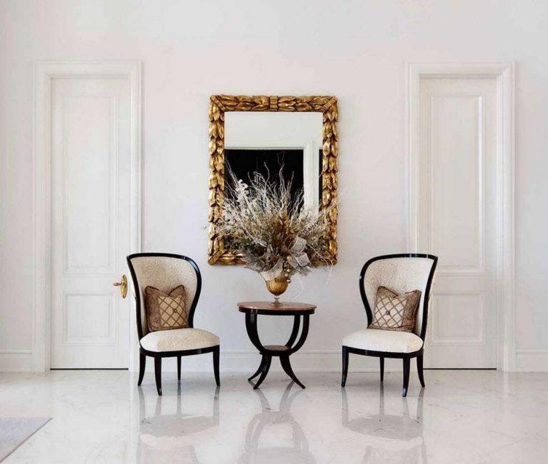 Красиво подобранная мебель - залог успешного дизайна