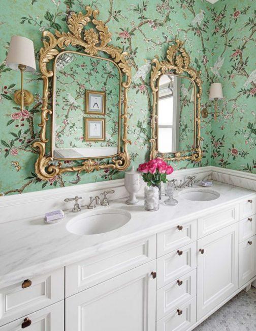 Изысканная ванная комната