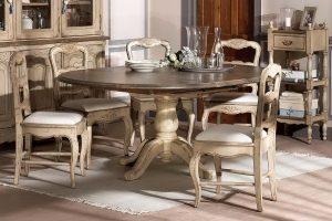 Обеденные столы для кухни (225+ Фото): Как выбрать оптимальную модель?