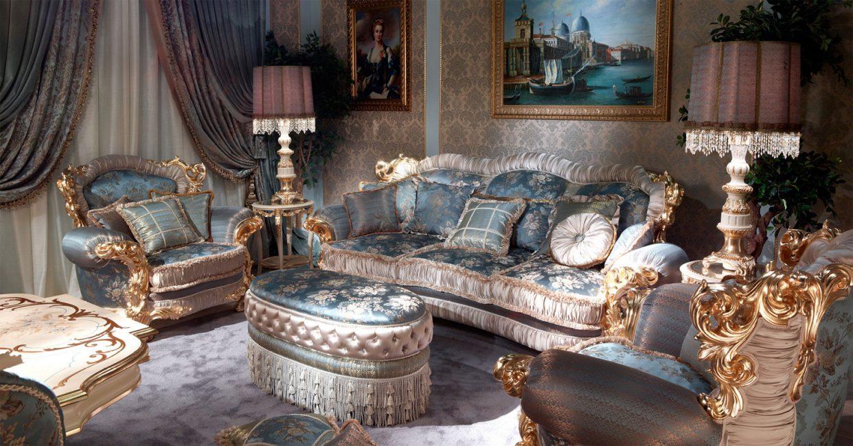 Красивая, обновленная мебель