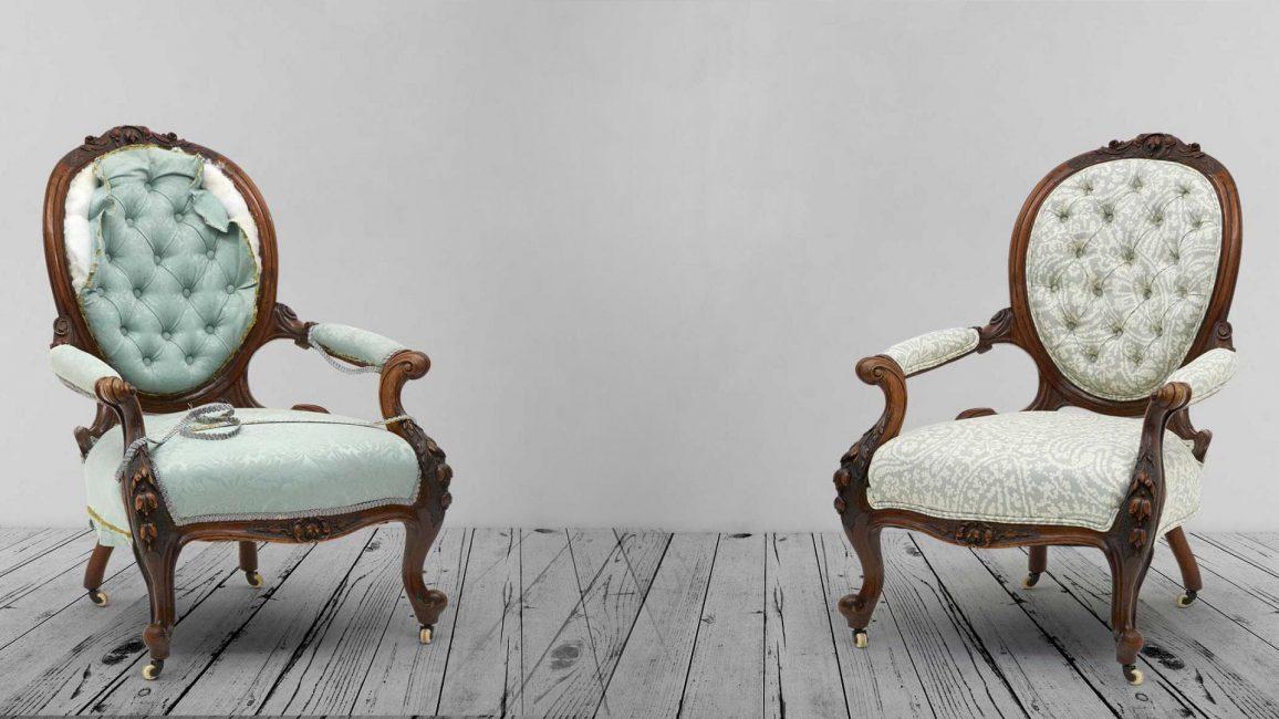 Преображение для кресла
