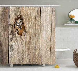 Шторки в ванную комнату: 175+ (Фото) Выбора для Вашего дизайна (тканевые, пластиковые,стеклянные)