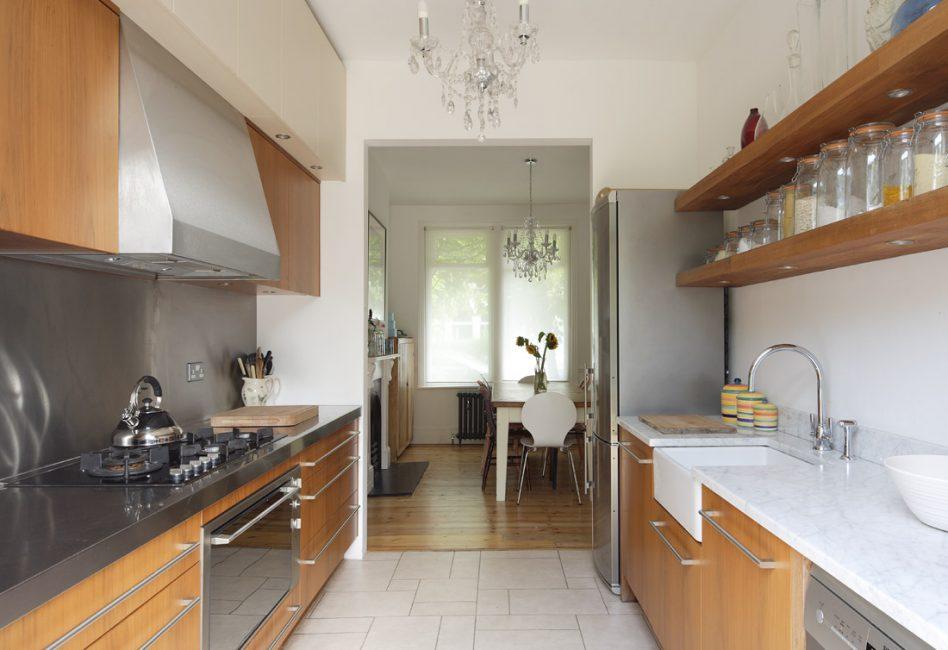 Кухня — «место повышенного использования»