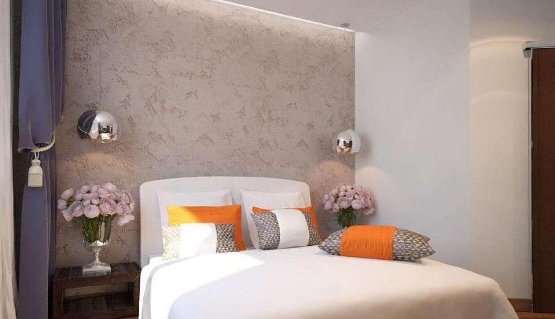 Стиль минимализма для спальной комнаты