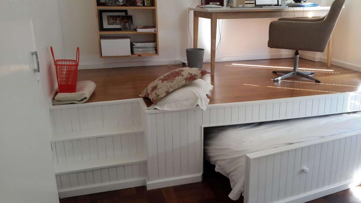 Прекрасный вариант для маленькой квартиры
