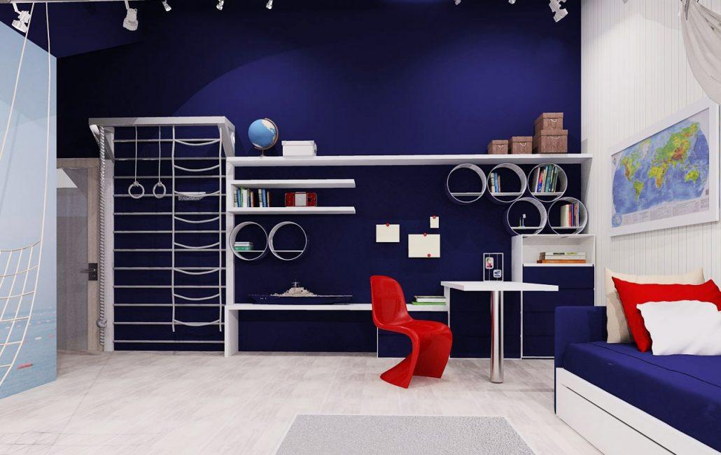 Идеальная комната для мальчика