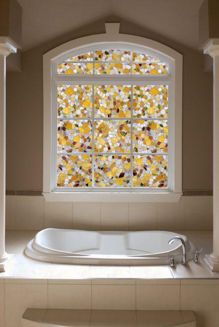 Украшение ванной комнаты