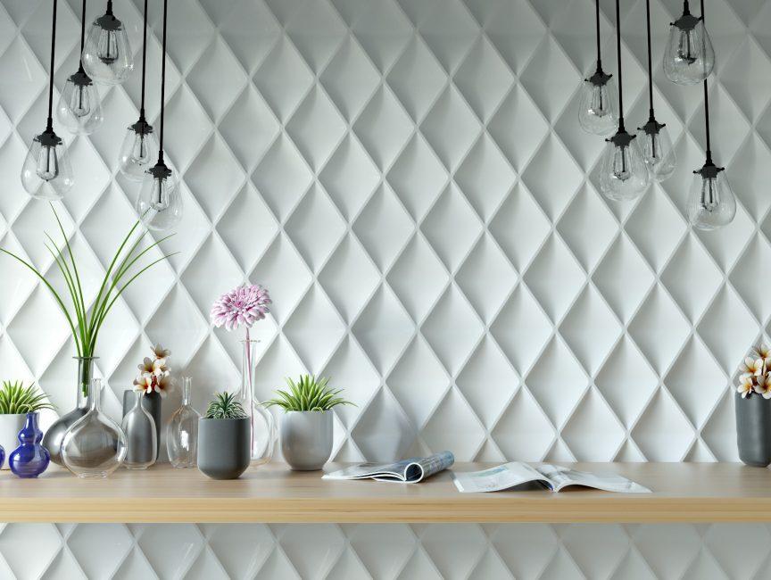 Можно обшивать не только стены, но и потолок